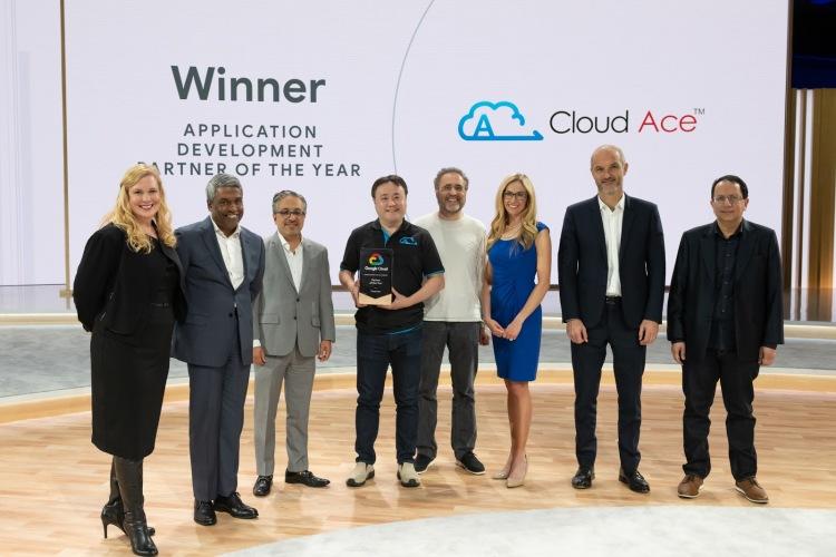 cloud ace award
